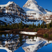 Mt. Assiniboine